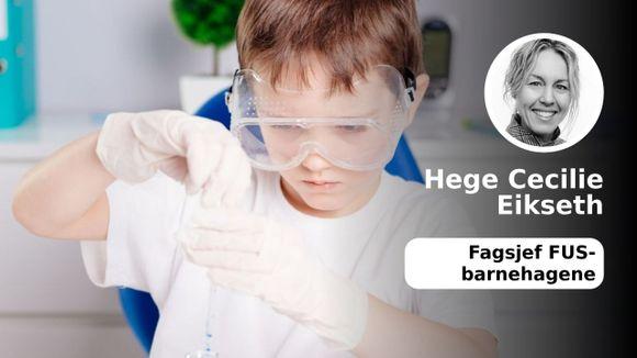 34fff315 Barnehageforskning - Aftenposten
