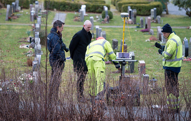 Politiet vil åpne grav i søket etter Trine Frantzen