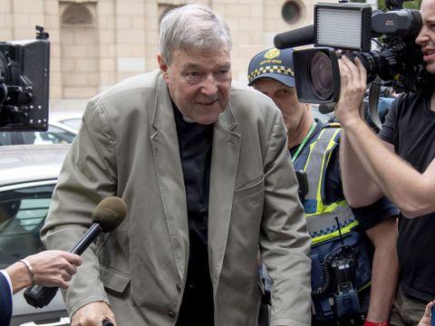 Kardinal George Pells anke avvist