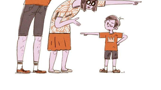 0757a8e3 Thuen: Barn trenger foreldre som vet hva de vil med oppdragelsen