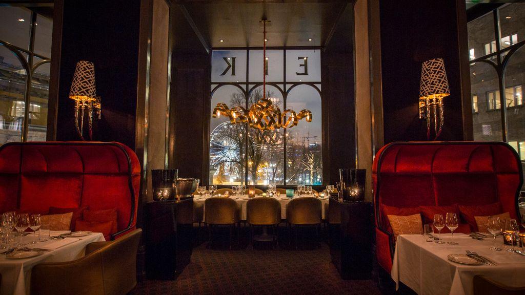 Restaurant eik annen etage sentrum restaurantguiden fra for Chambre separee