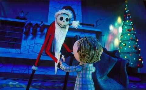 FILM: Jack Skellington vil også feire jul.
