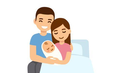 BABYER I NORGE: I 2017 ble det født 56.600 barn i Norge.