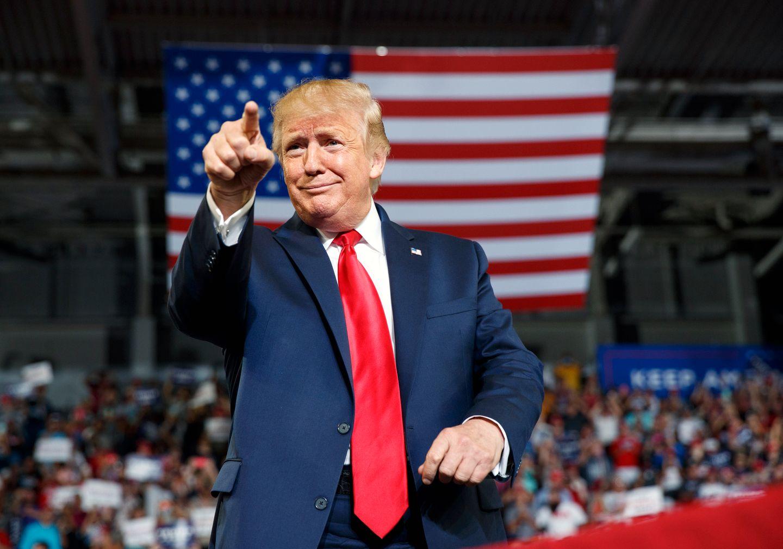 Aftenposten mener: Trump kan gjøre varig skade