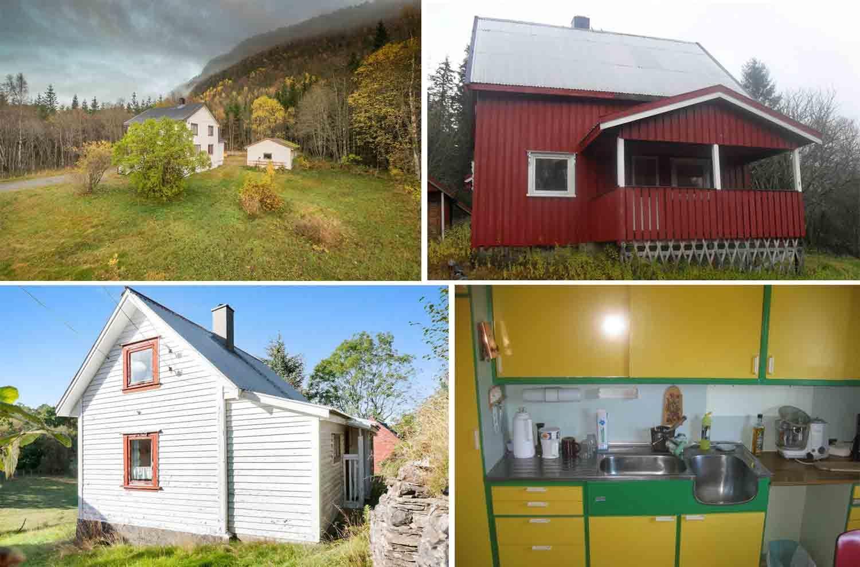 73ab0497 20 BOLIGER LANDET RUNDT: Hva slags hus får du egentlig for 300.000 i Norge  i dag? Eiendomsmegler Vest/Immer Advokat/Eiendomsmegler1/Privat