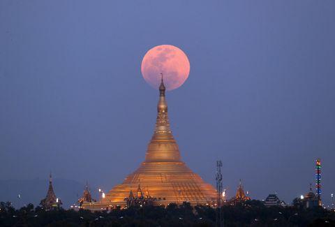 blood moon today sri lanka - photo #9