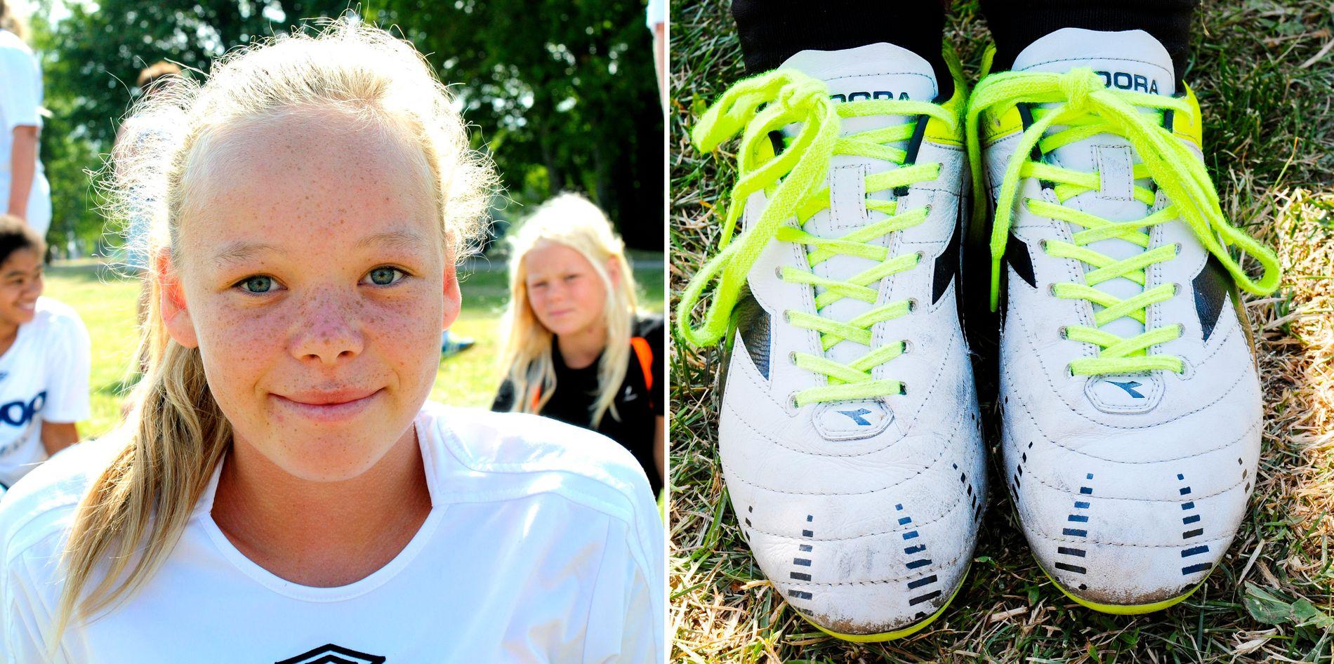 At 12 åringer skal ha fotballsko til 2000 kroner, er helt