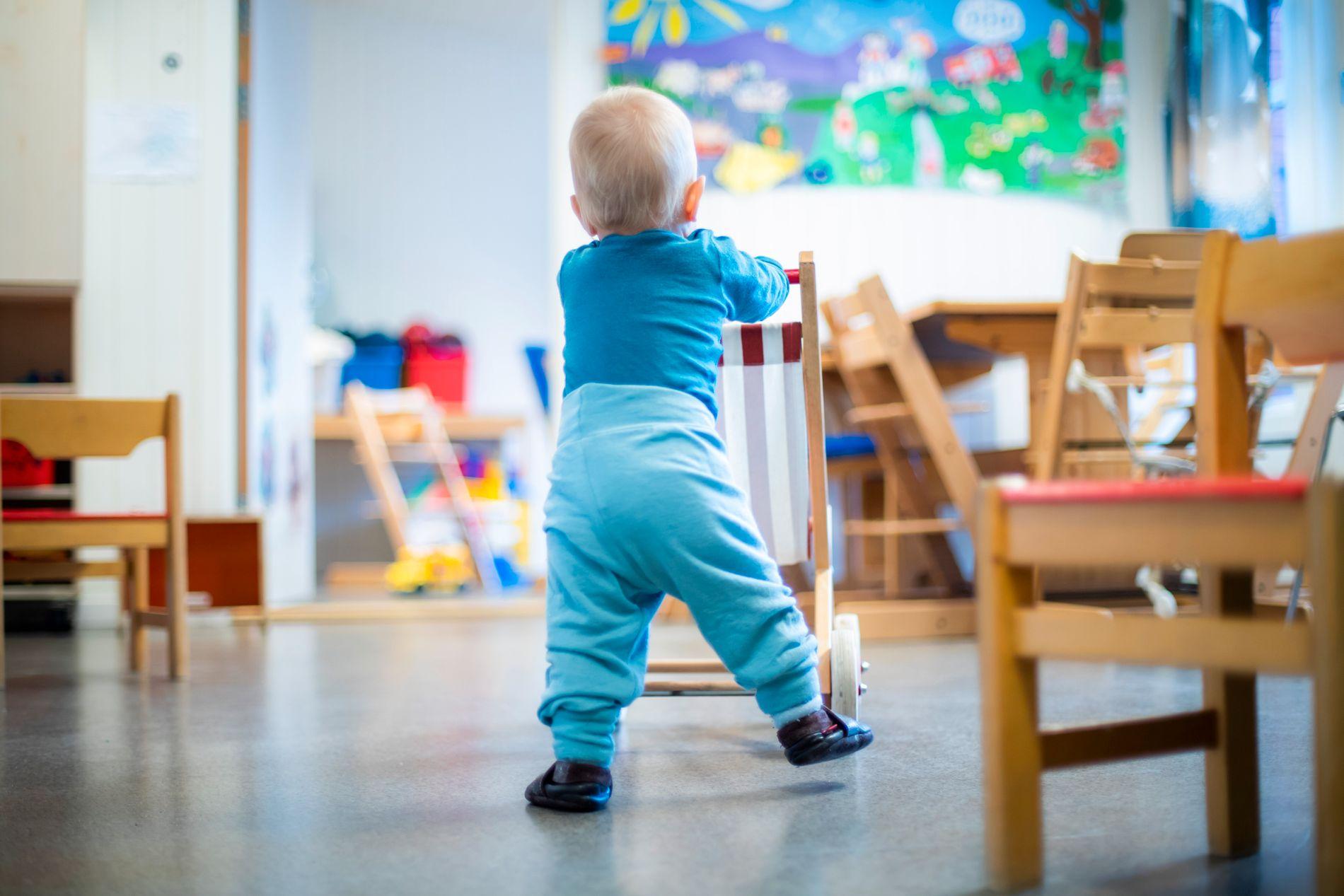 Småbarnsforeldre, ikkje stol på tankane dykkar