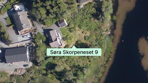 Huset på Brattholmen er akkurat solgt. Kjøper måtte ut med over fem millioner kroner.