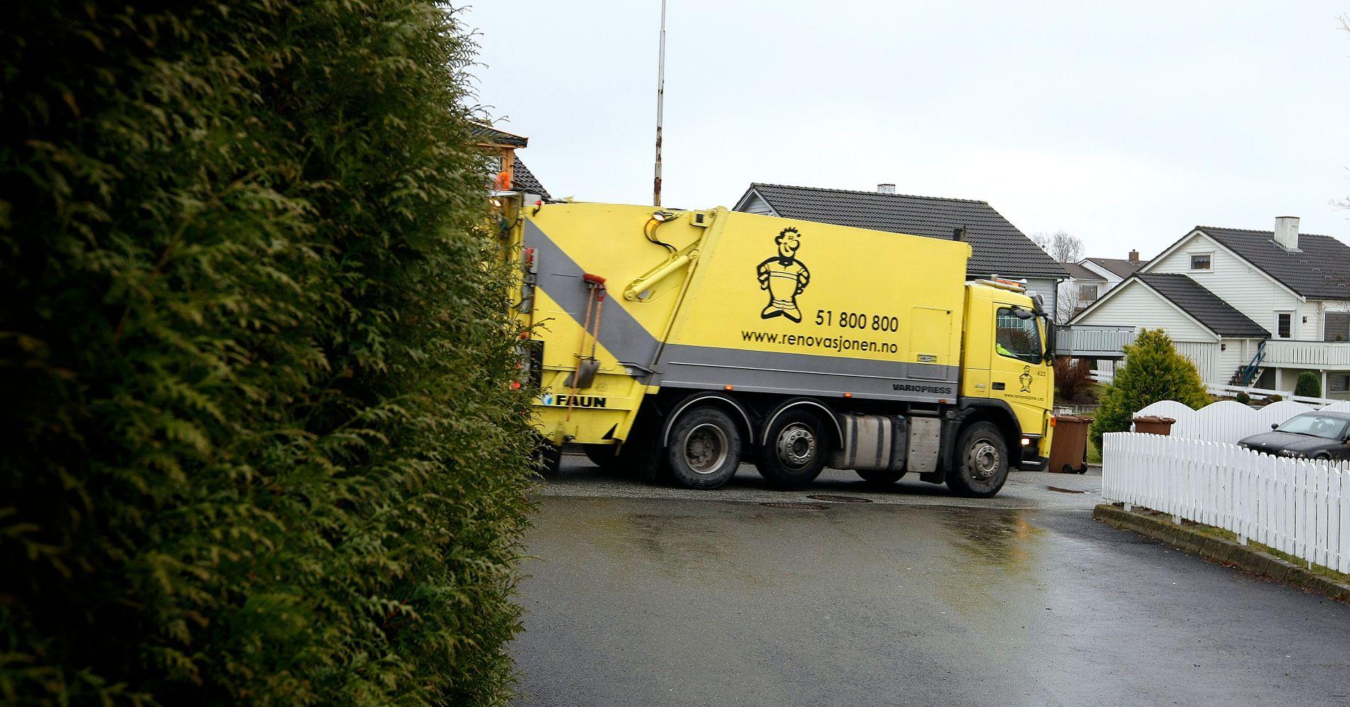 Medarbeidere i Renovasjonen IKS smittet: – Kan gå utover «hent avfall»-tjenesten
