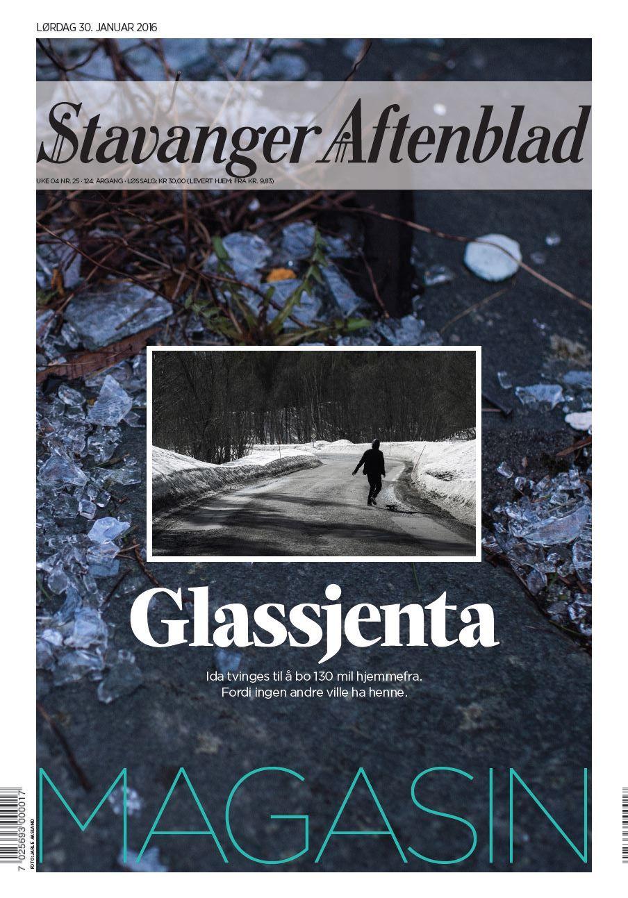 Stavanger Kommune Vil Laere Av Glassjenta Reportasjene