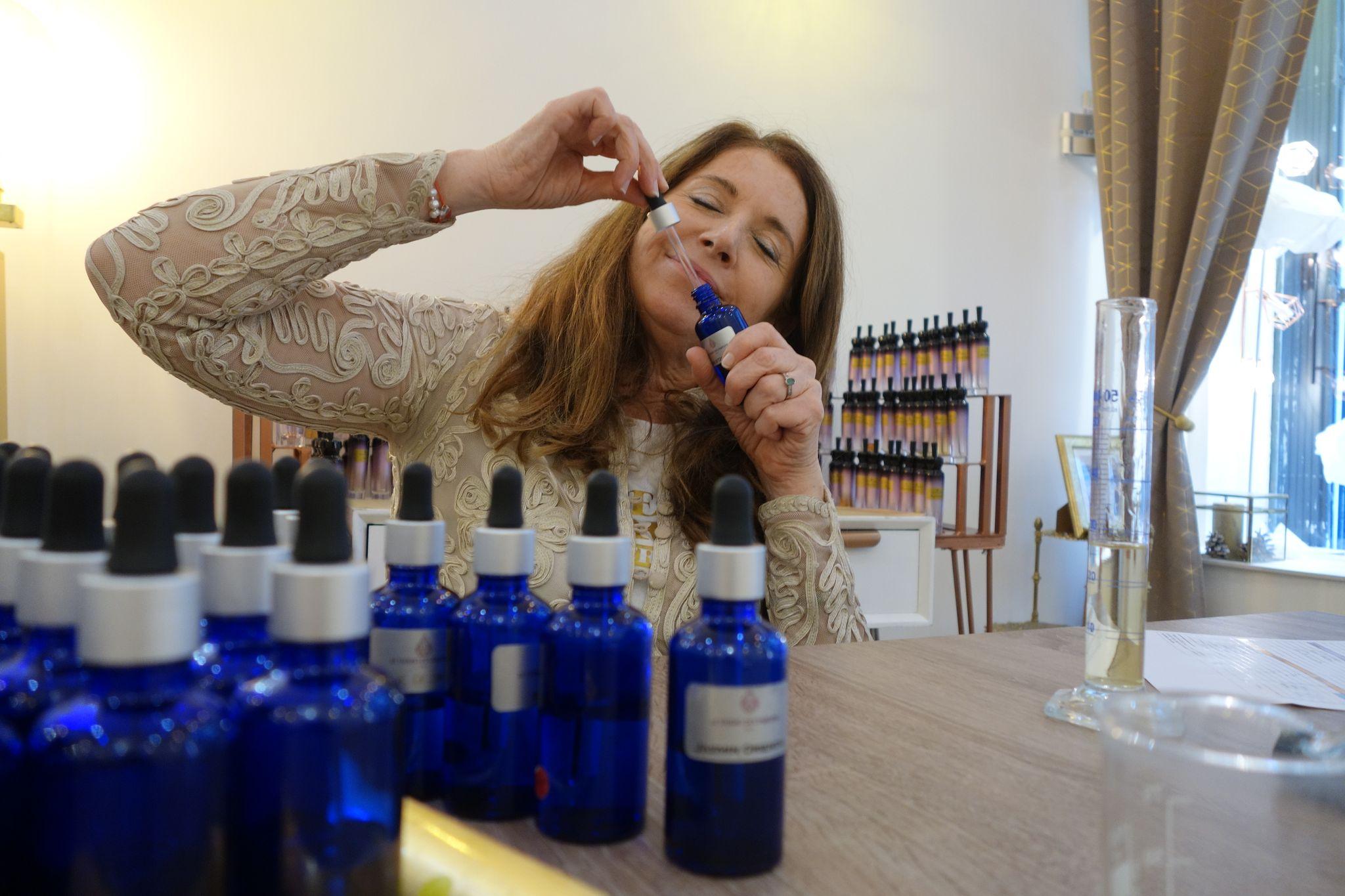 Lag din egen parfyme i Paris