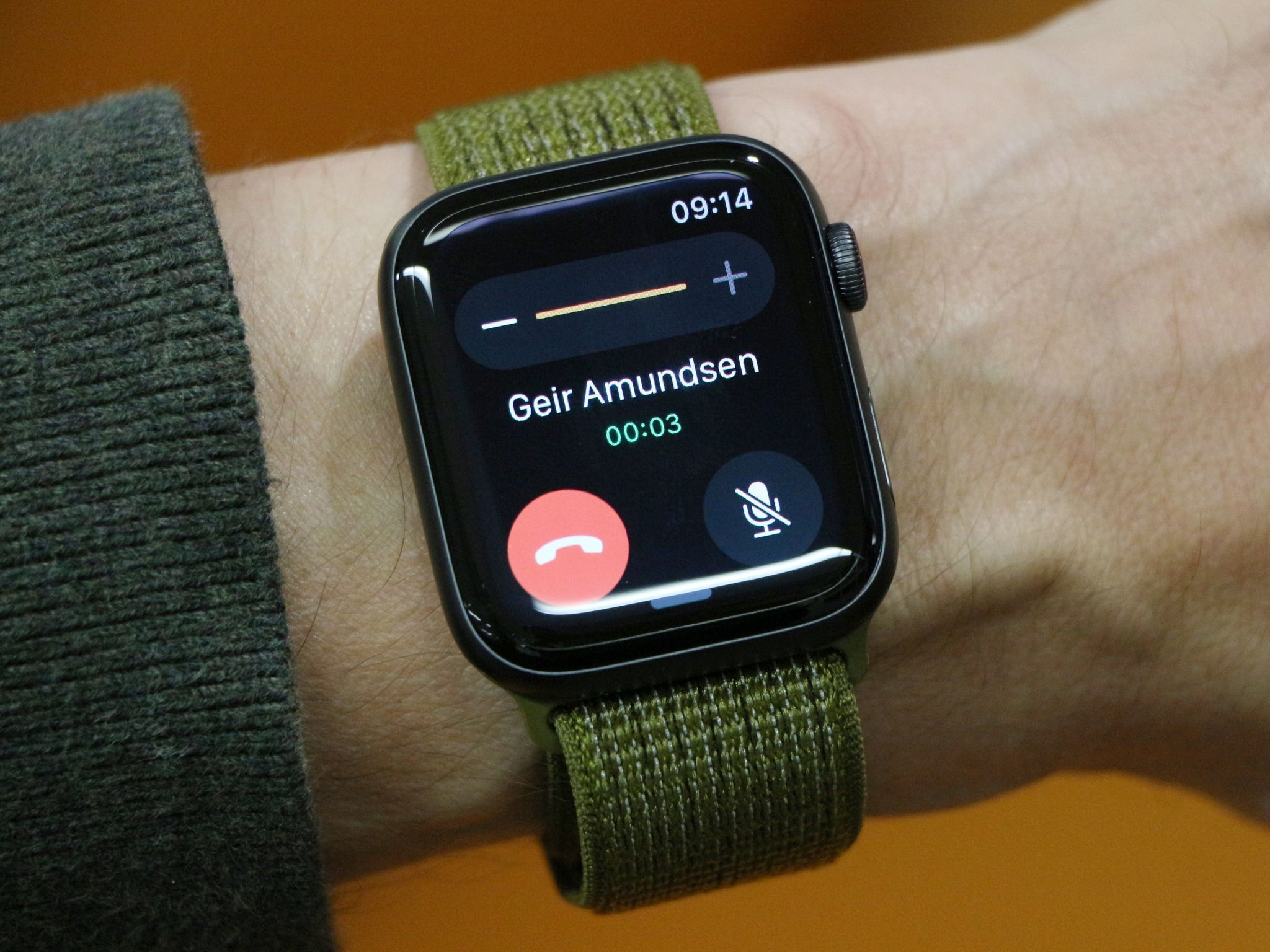 Test av Apple Watch LTE: Omsider fri fra mobilen!