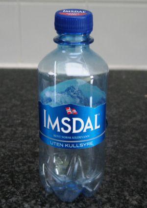 Fant nytt norsk flaskevann