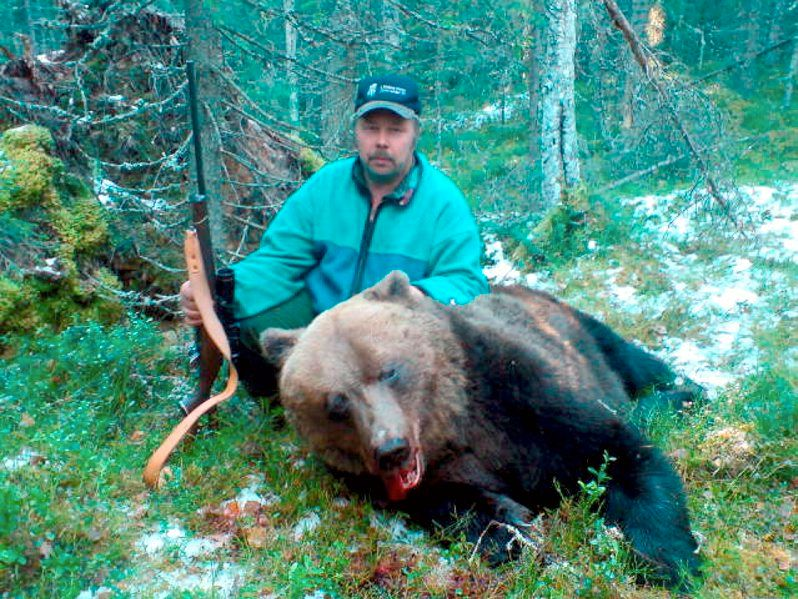 Verdens Største Bjørn