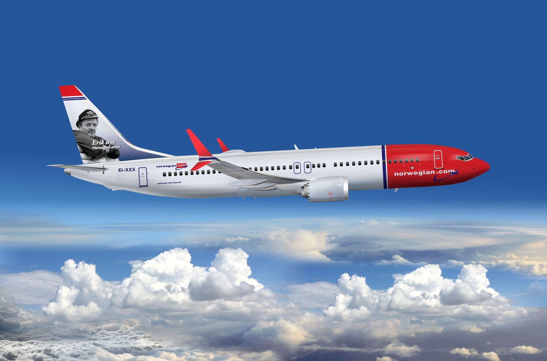 18 Norwegian-fly er satt på bakken. Dette har du krav på når flyet  innstilles.