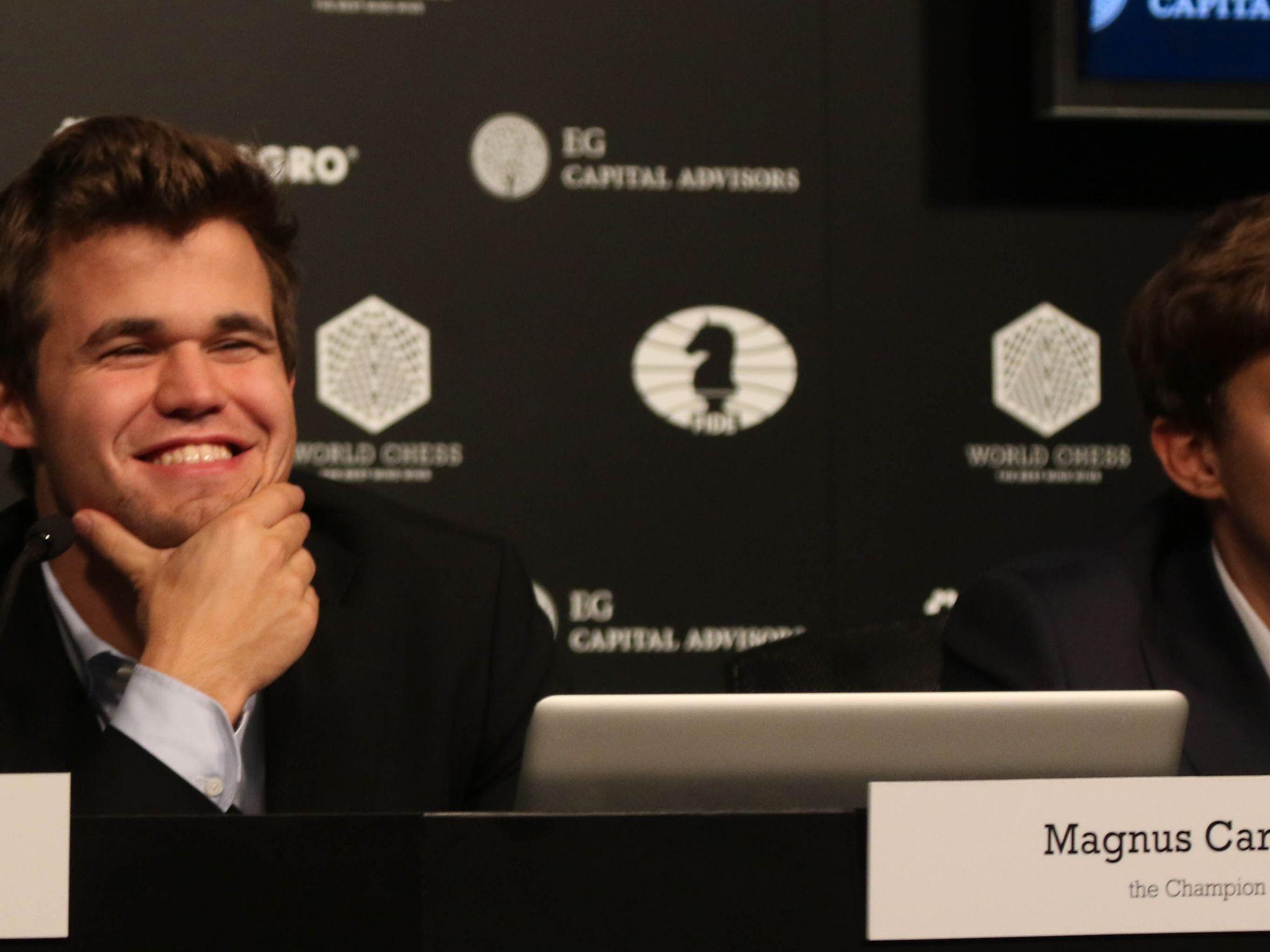 Da Carlsen Horte Nrk Profilens Kommentarer Kom Han Med En Freidig Replikk