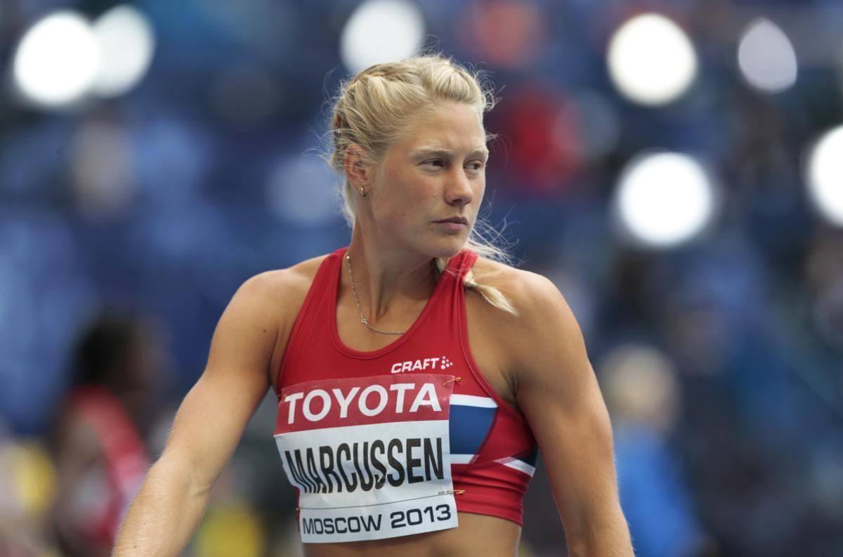 Lettere Ida Marcussen skal sprette høyere i 7 kampen