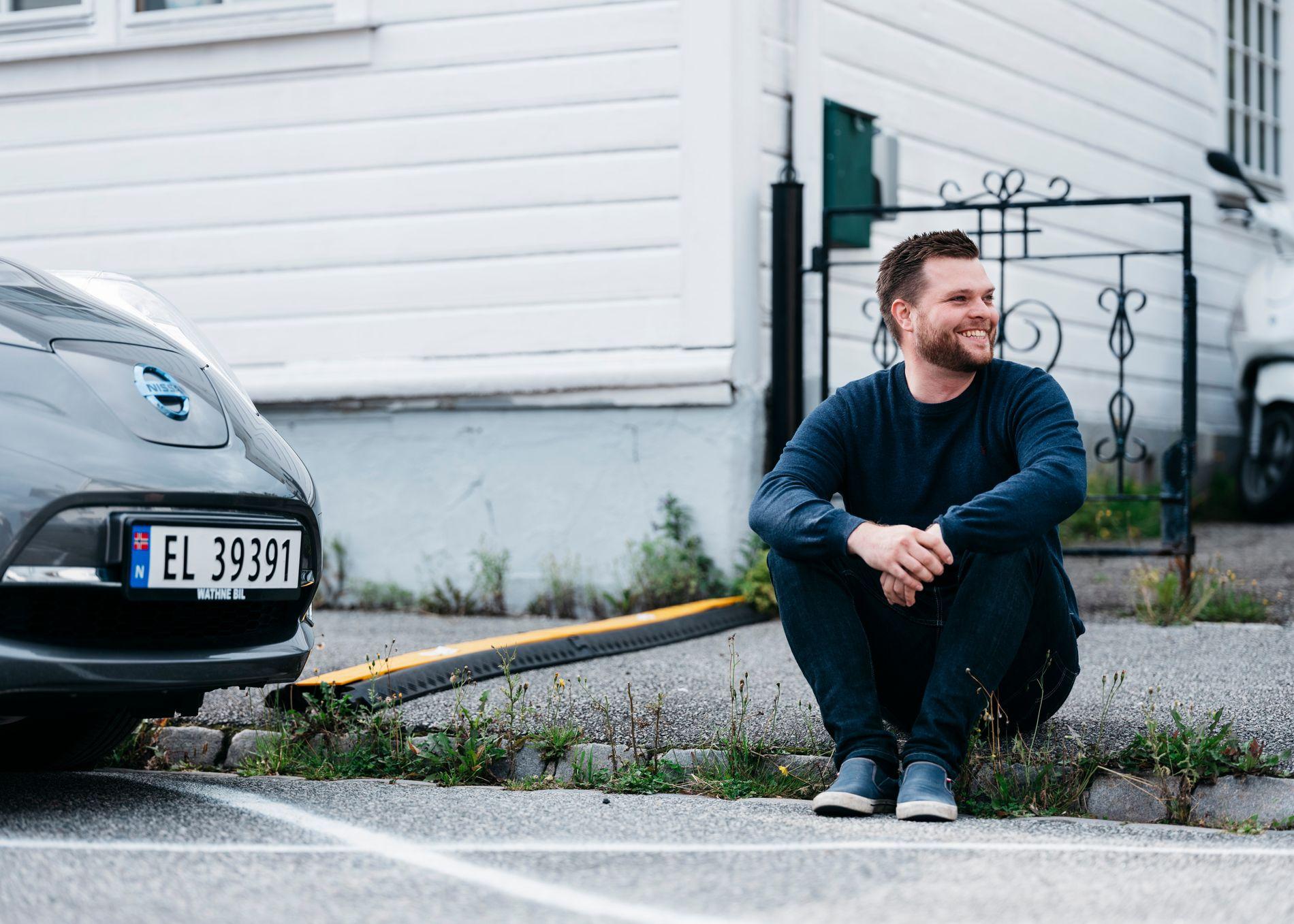 Vil legge mer til rette for elbil | Frøya.no