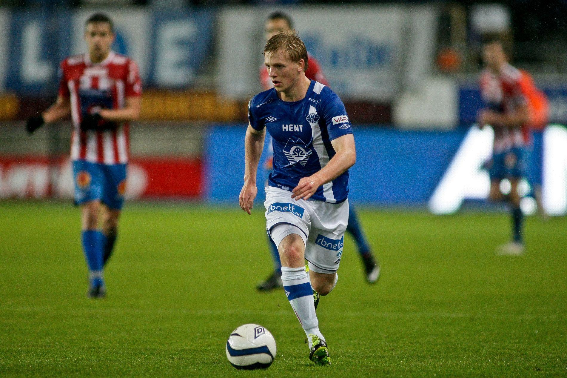Møller Dæhli ble årets talent