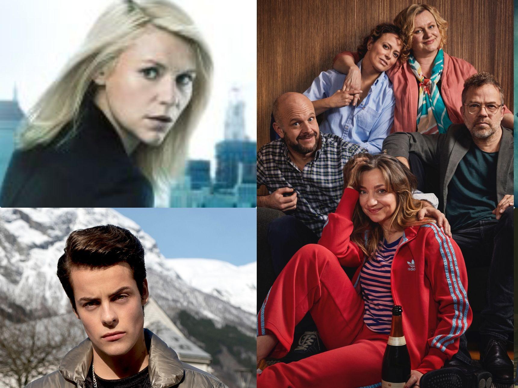 TV serier du bør se til våren