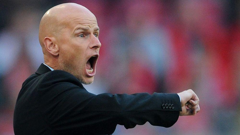 Solbakken kåret til årets trener i Danmark