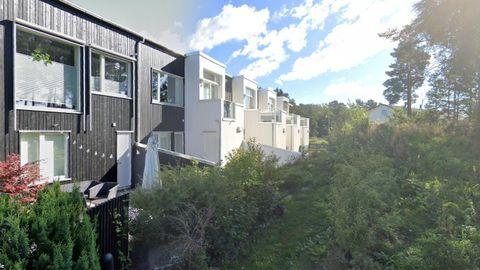 Denne boligen gikk for en høy pris pr. kvadratmeter