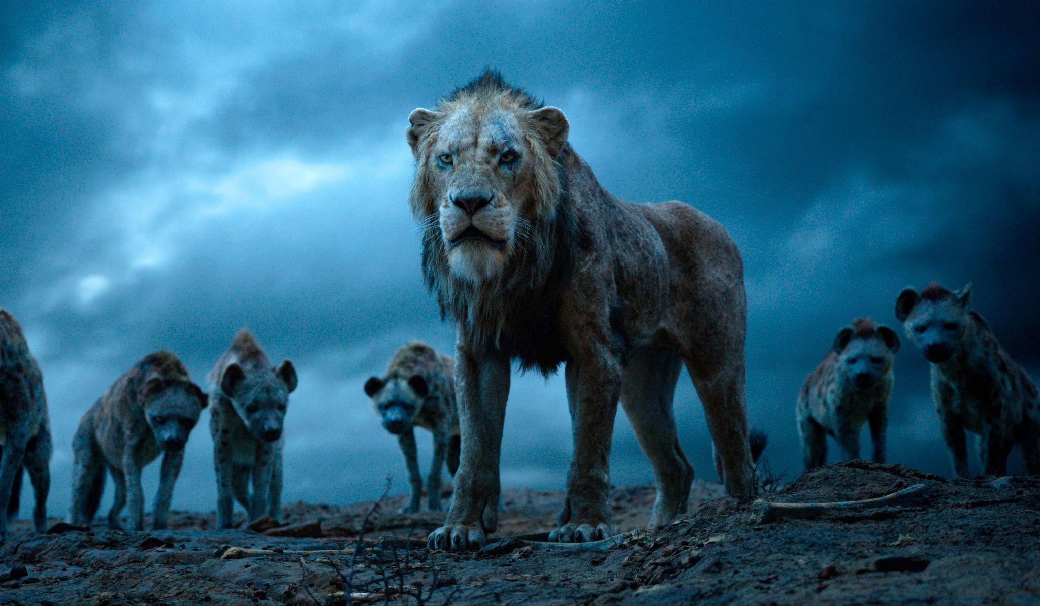 Danske stemmer løvernes konge 2021 Her er
