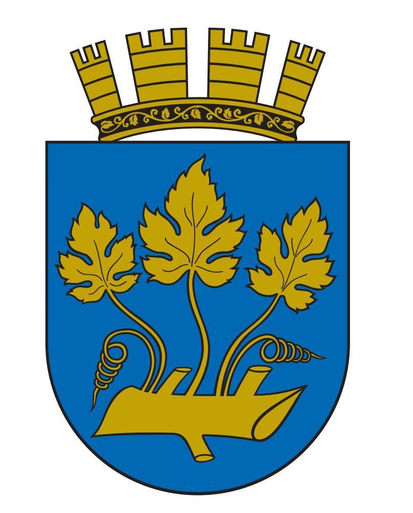 Stavanger Beholder Byvapenet I Ny Kommune