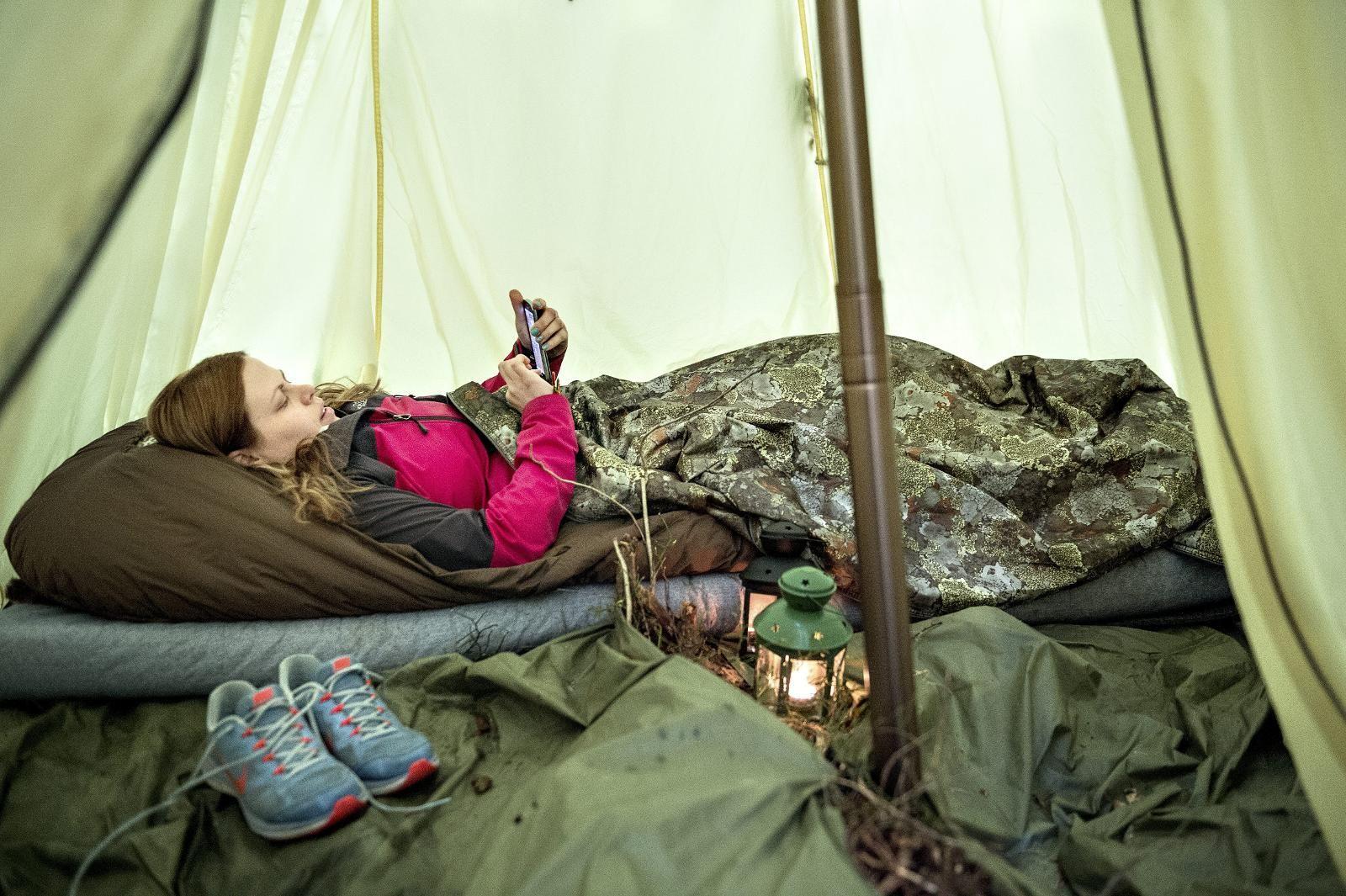 Slik bor hun helt gratis fem kilometer fra Oslo sentrum