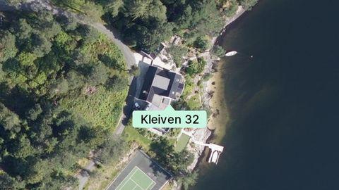 Storsalg på Bønes - denne villaen er årets til nå dyreste i Bergen