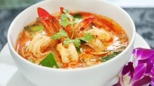 Thai-restaurant såvidt i pluss i 2020