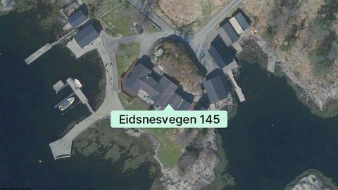 Sjeldent salg i Alver kommune - denne boligen ble kjøpt for 10.050.000 kroner