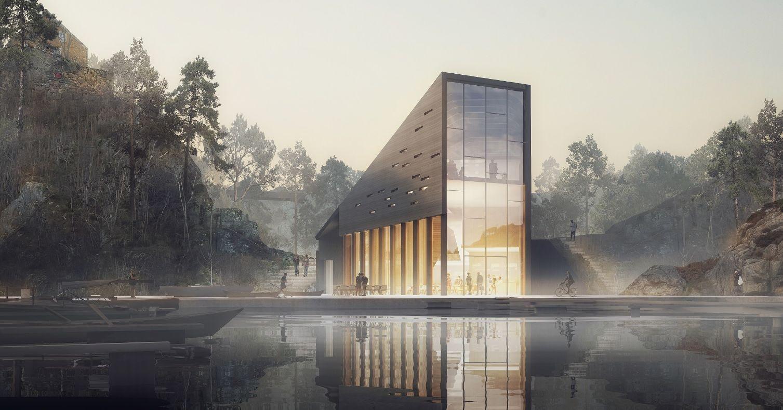 Fem finalister kjemper om å skape Odderøya-museum