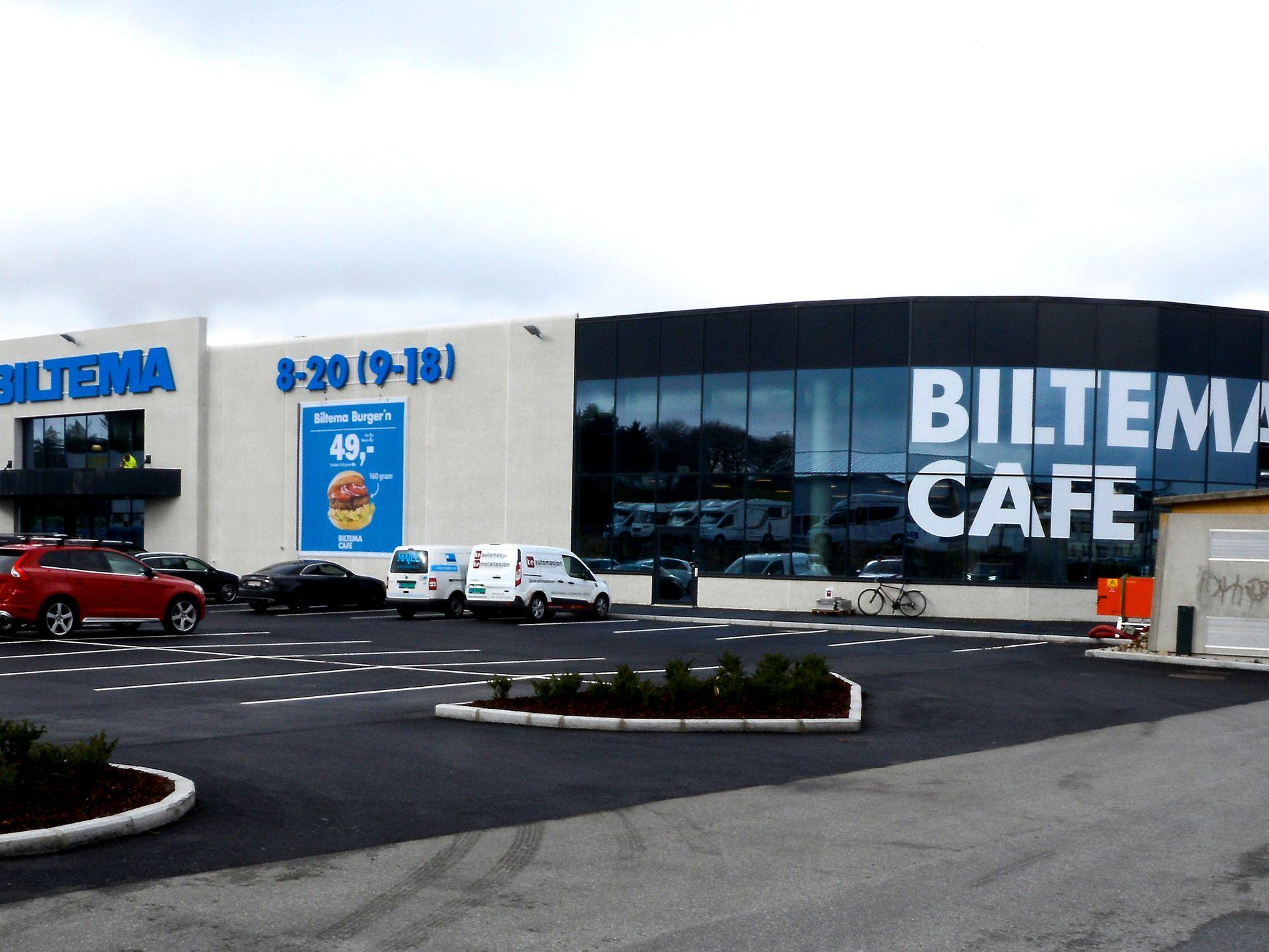 Dette varehuset tillates ikke i Stavanger, Sandnes og Stord