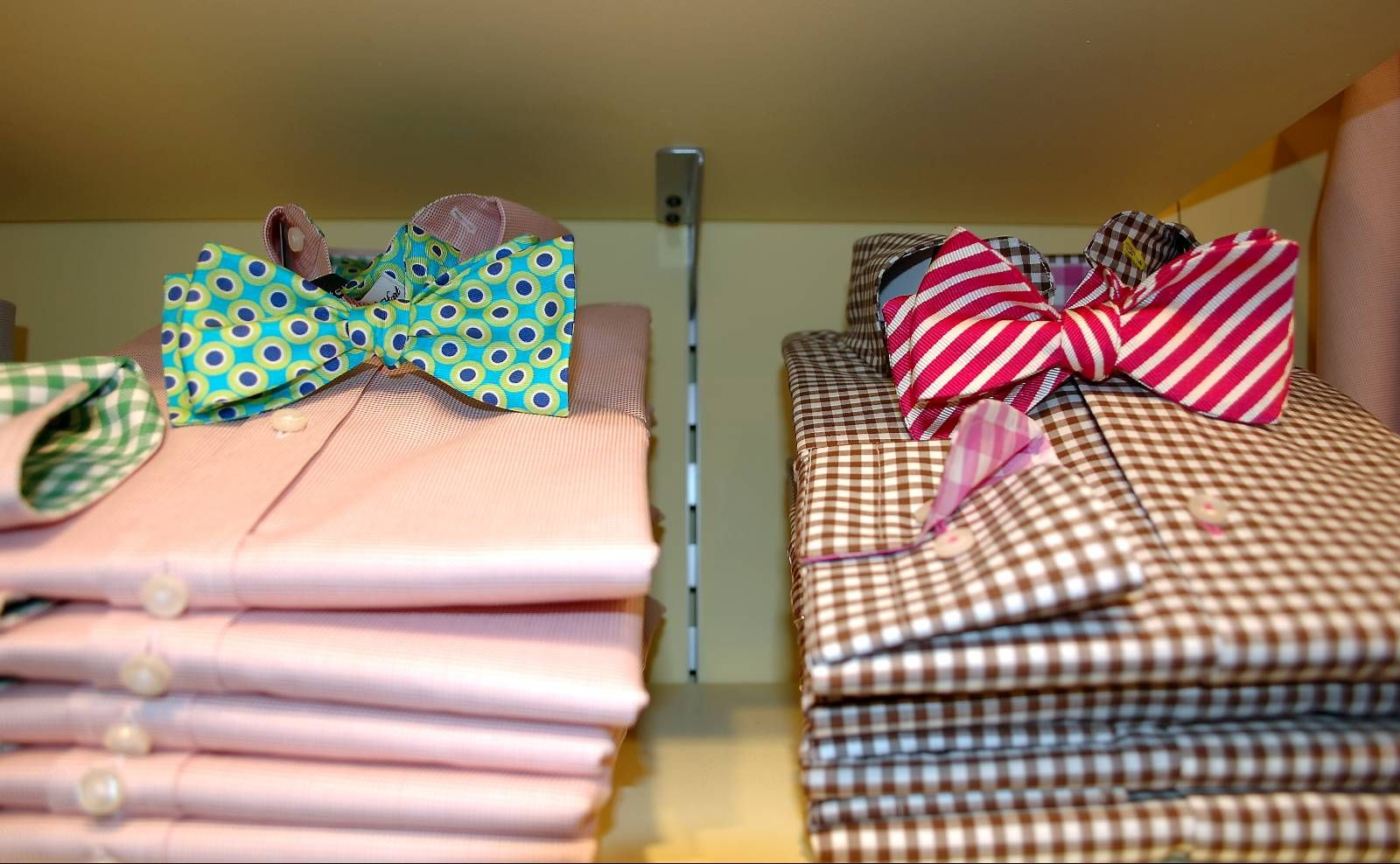 Eksklusive skjorter i Kirkegata