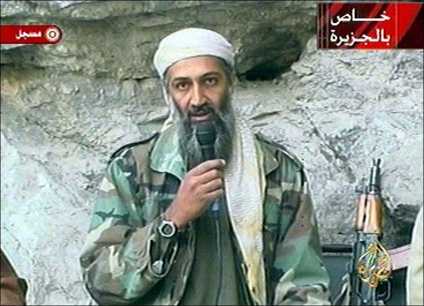 Han er vanskeligere å felle enn Osama bin Laden