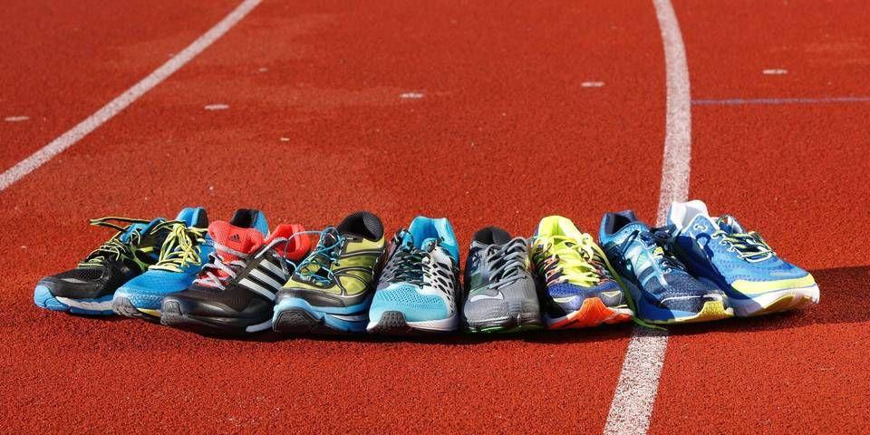 Stor test av løpesko