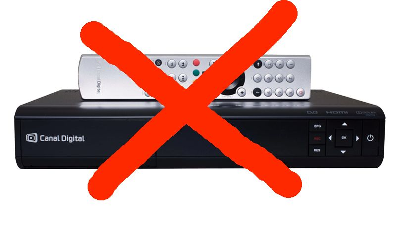 Canal Digital No Kabel Tv