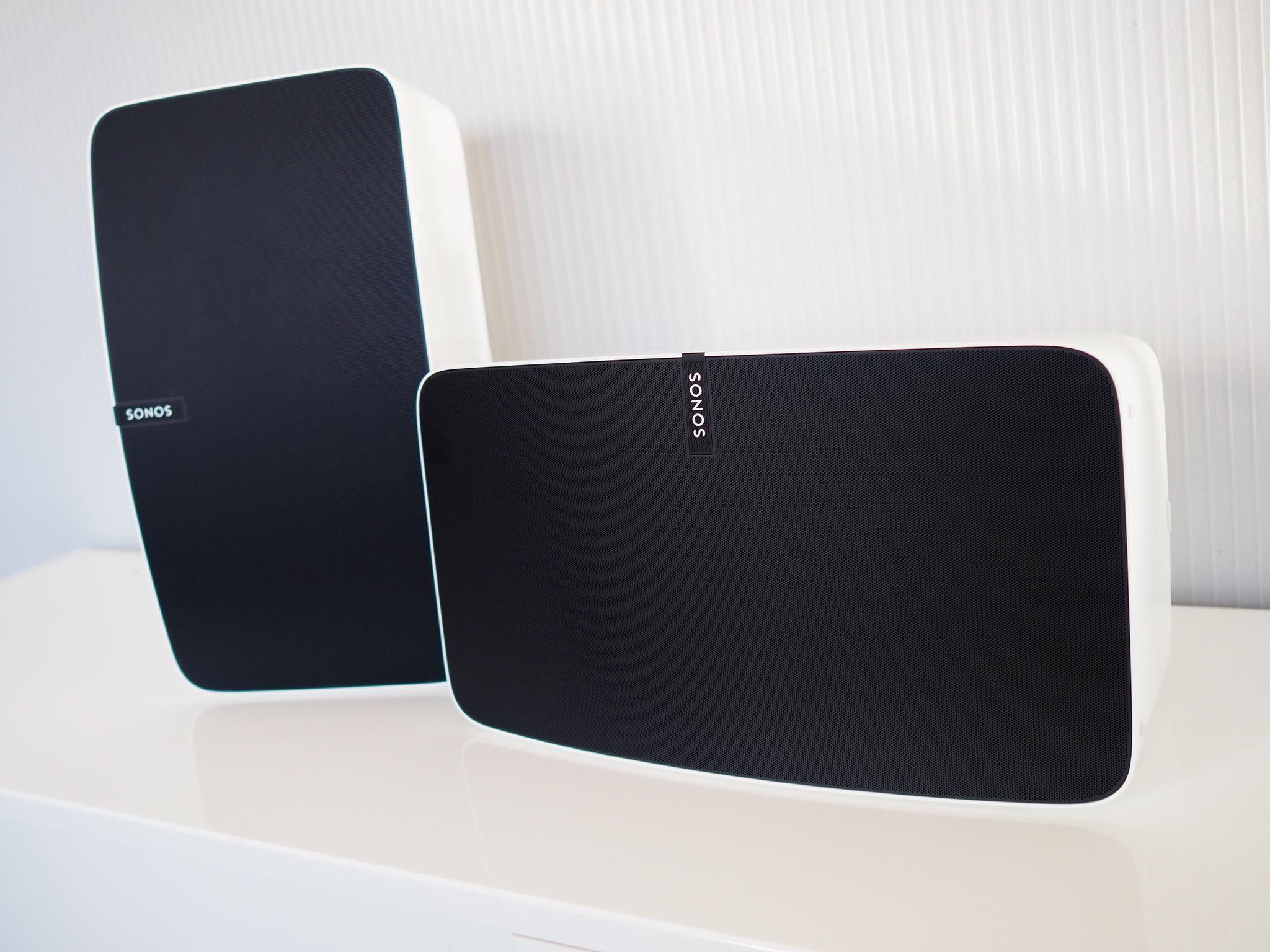 Sonos Play: 5 setter ny standard