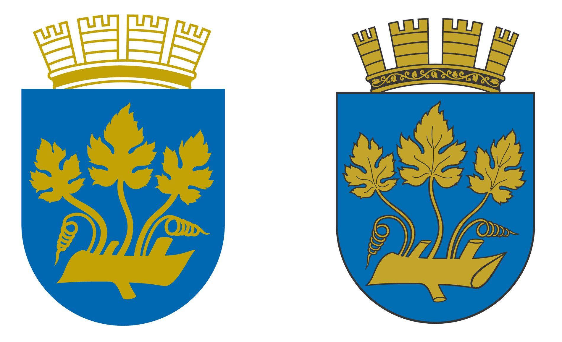 Stor Stahei Om Nytt Kommunevapen I Stavanger