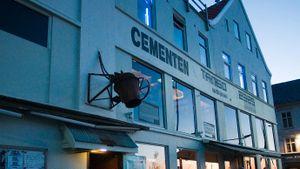Blytungt 2020 for Cementen – inntektene ble halvert