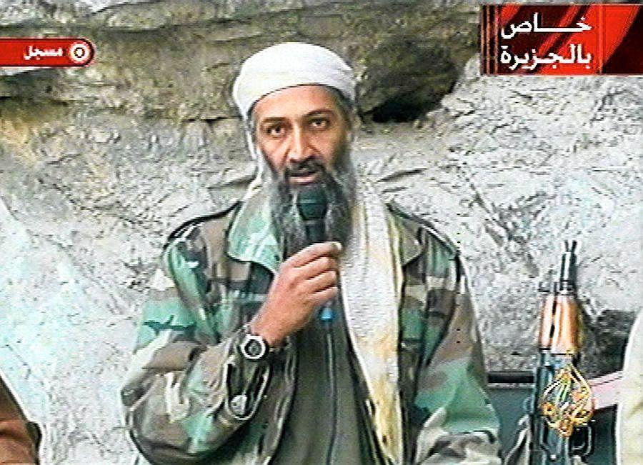 Bin Laden: Fra pengemann til fiende nr. 1.
