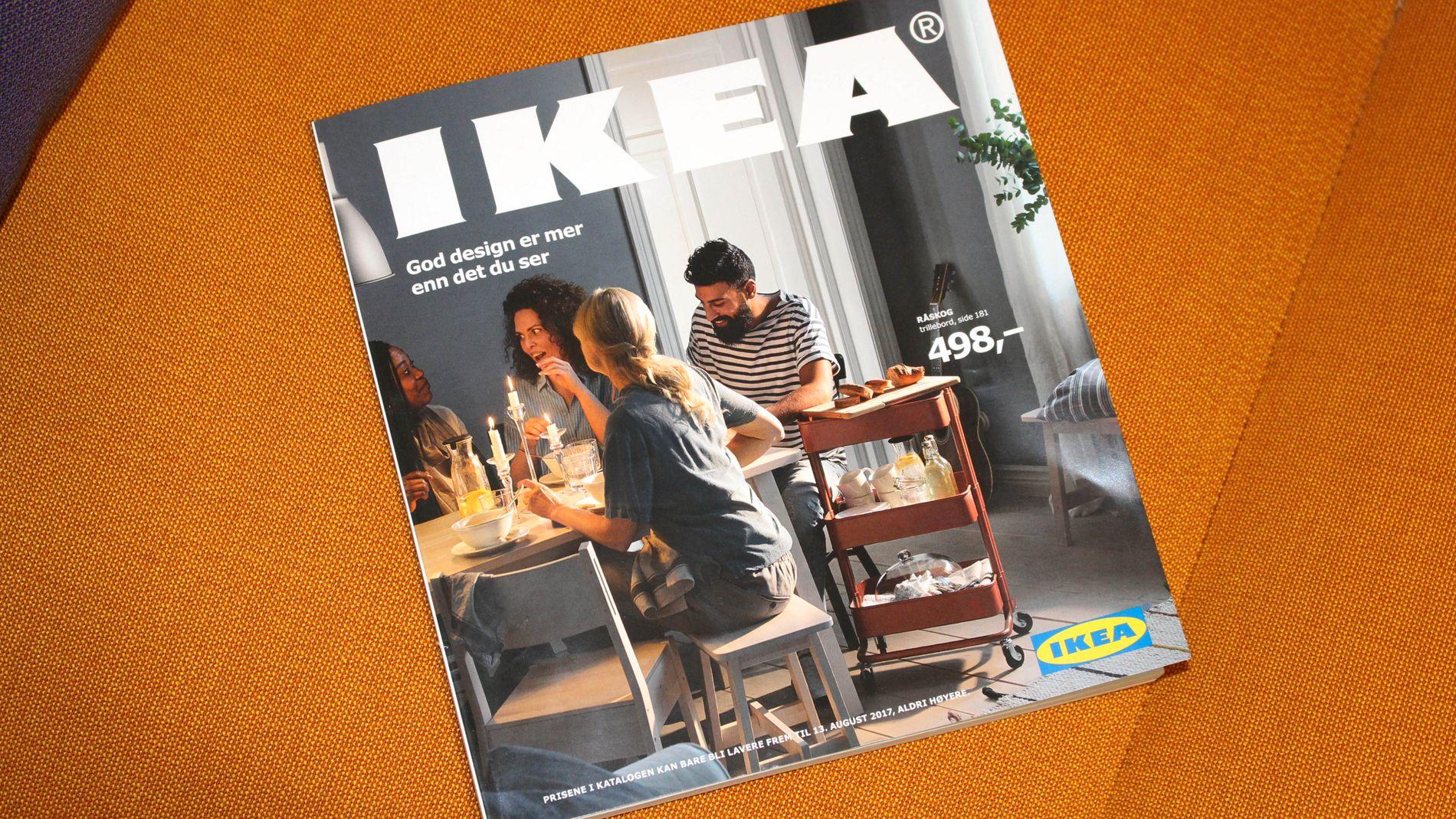 Ny Ikea katalog klar: Derfor fenger den trykte katalogen