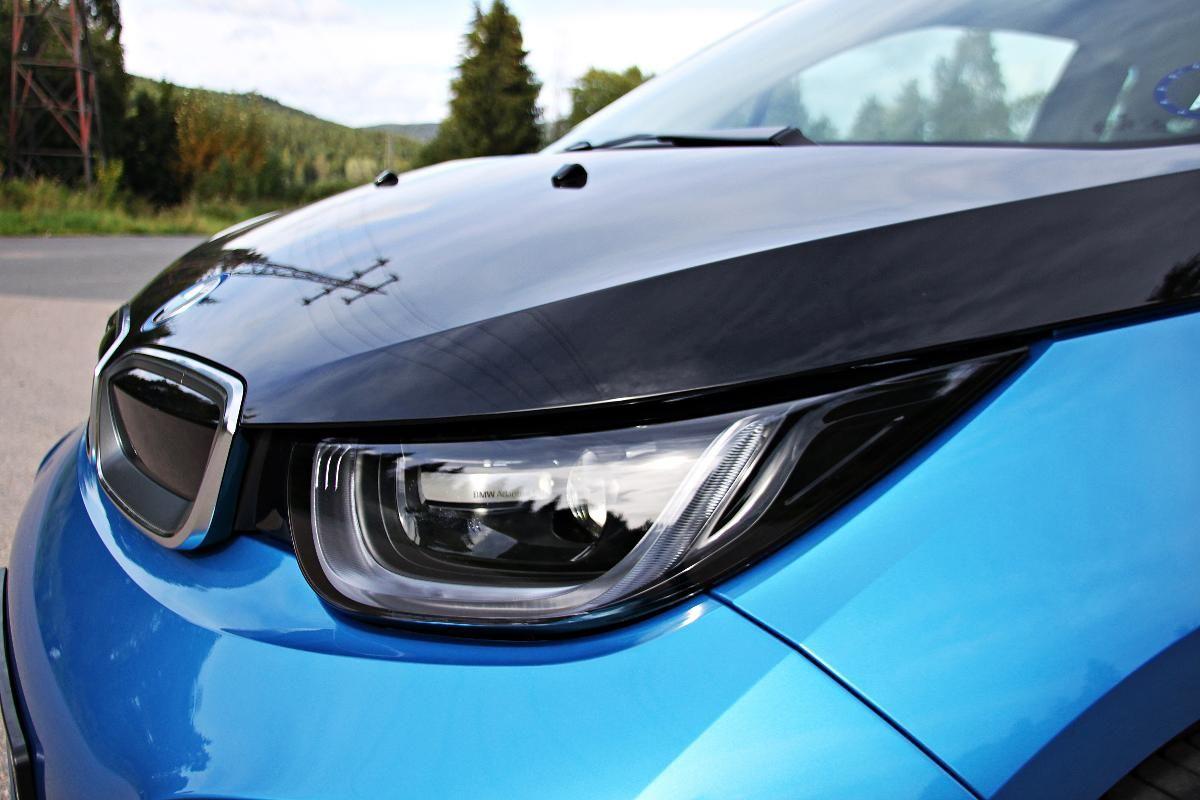 BMW i3 strekker seg litt lenger