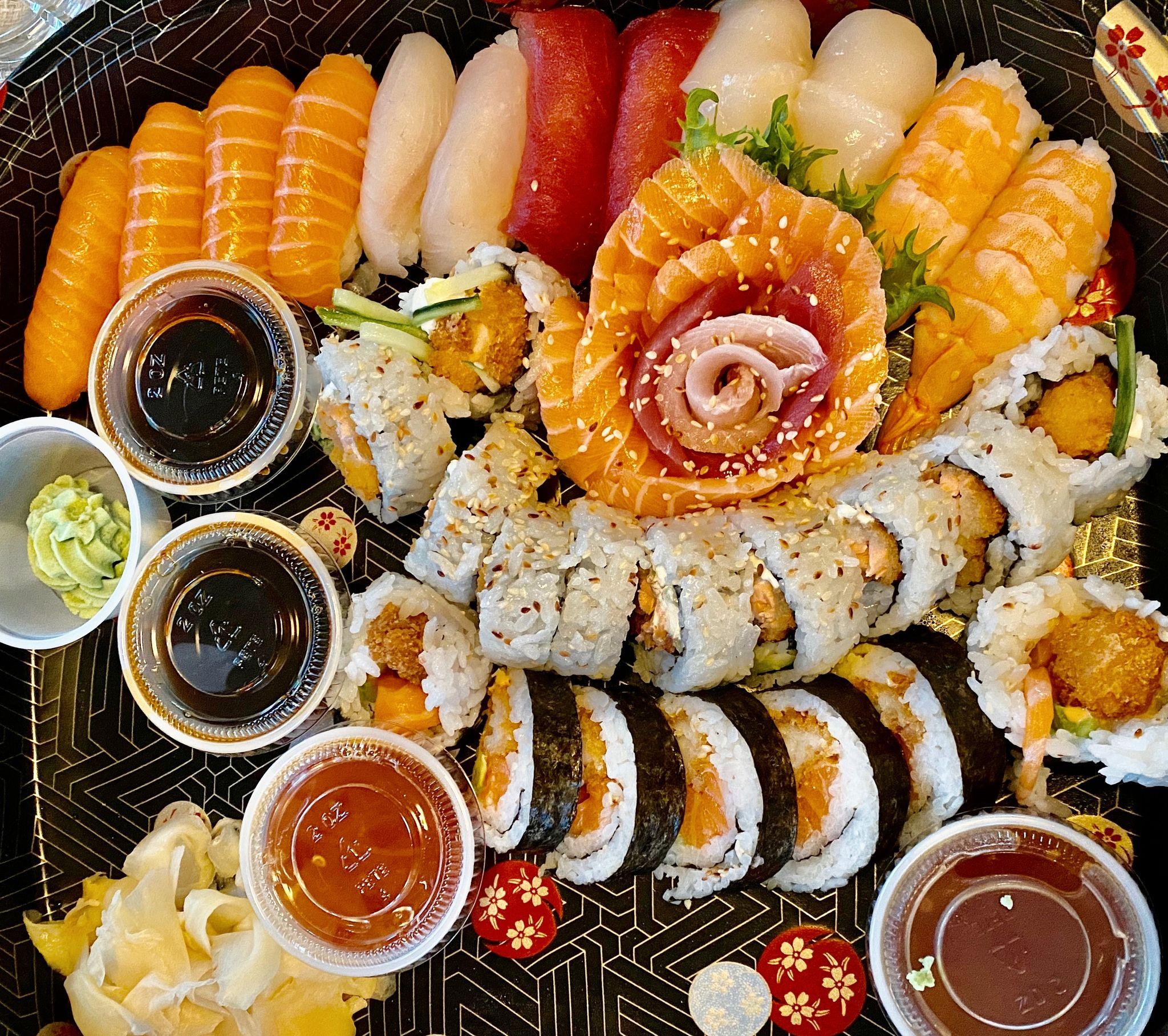 Oppsal Sushi Og Thai