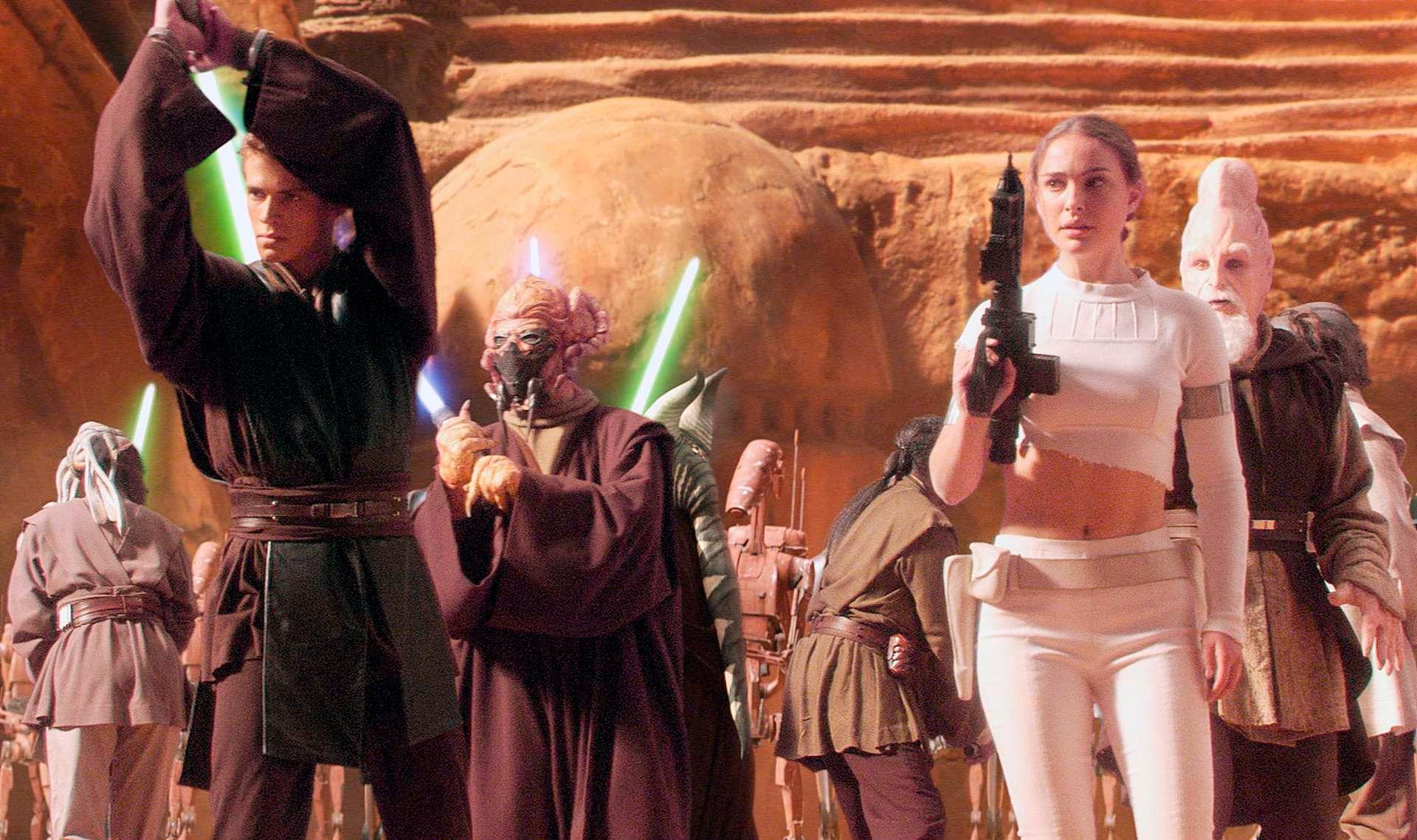 Star Wars Entusiast Provoserer Med Kritikk Av George Lucas