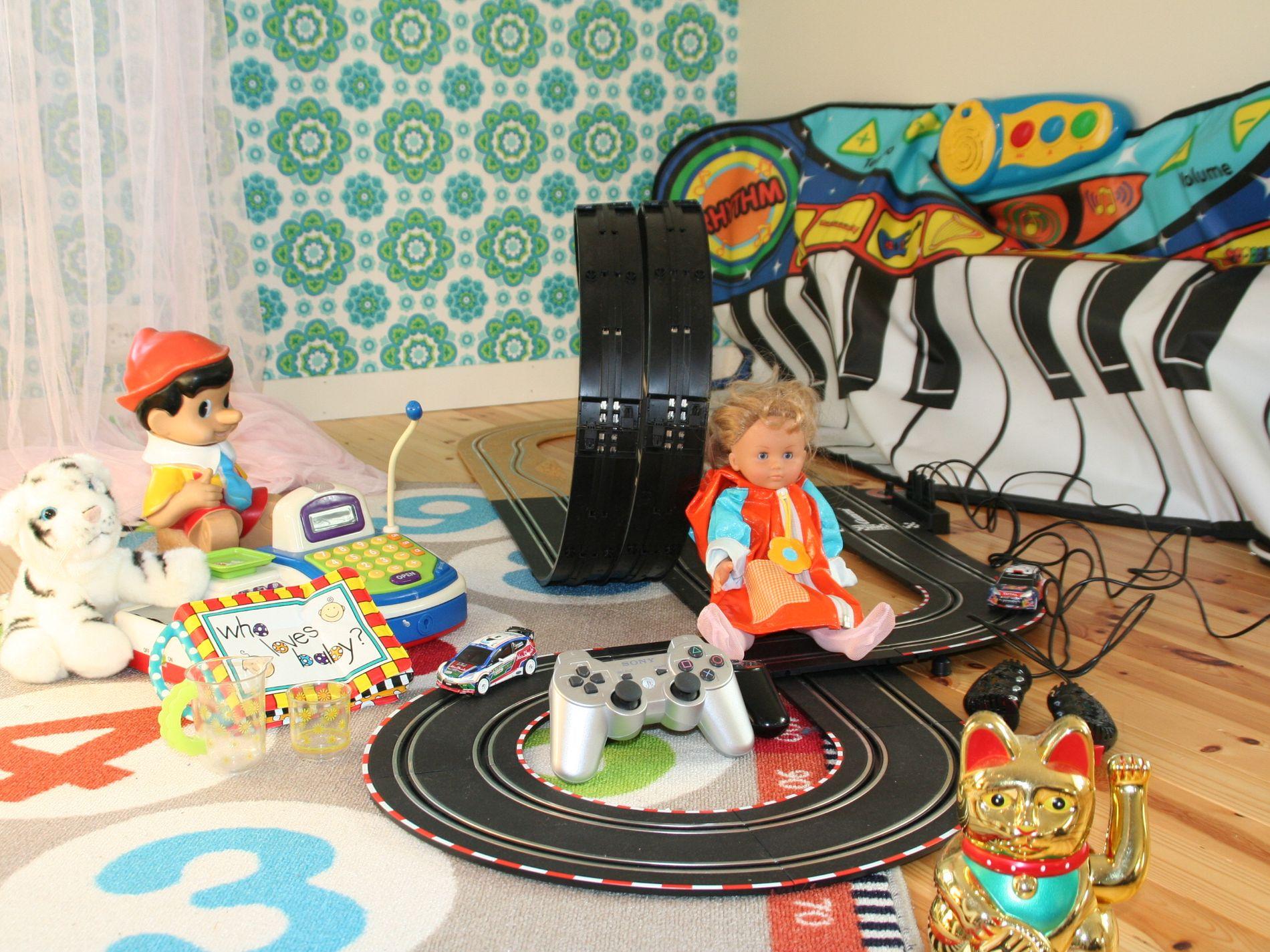 Sjekk at du ikke har helseskadelige leker på barnerommet