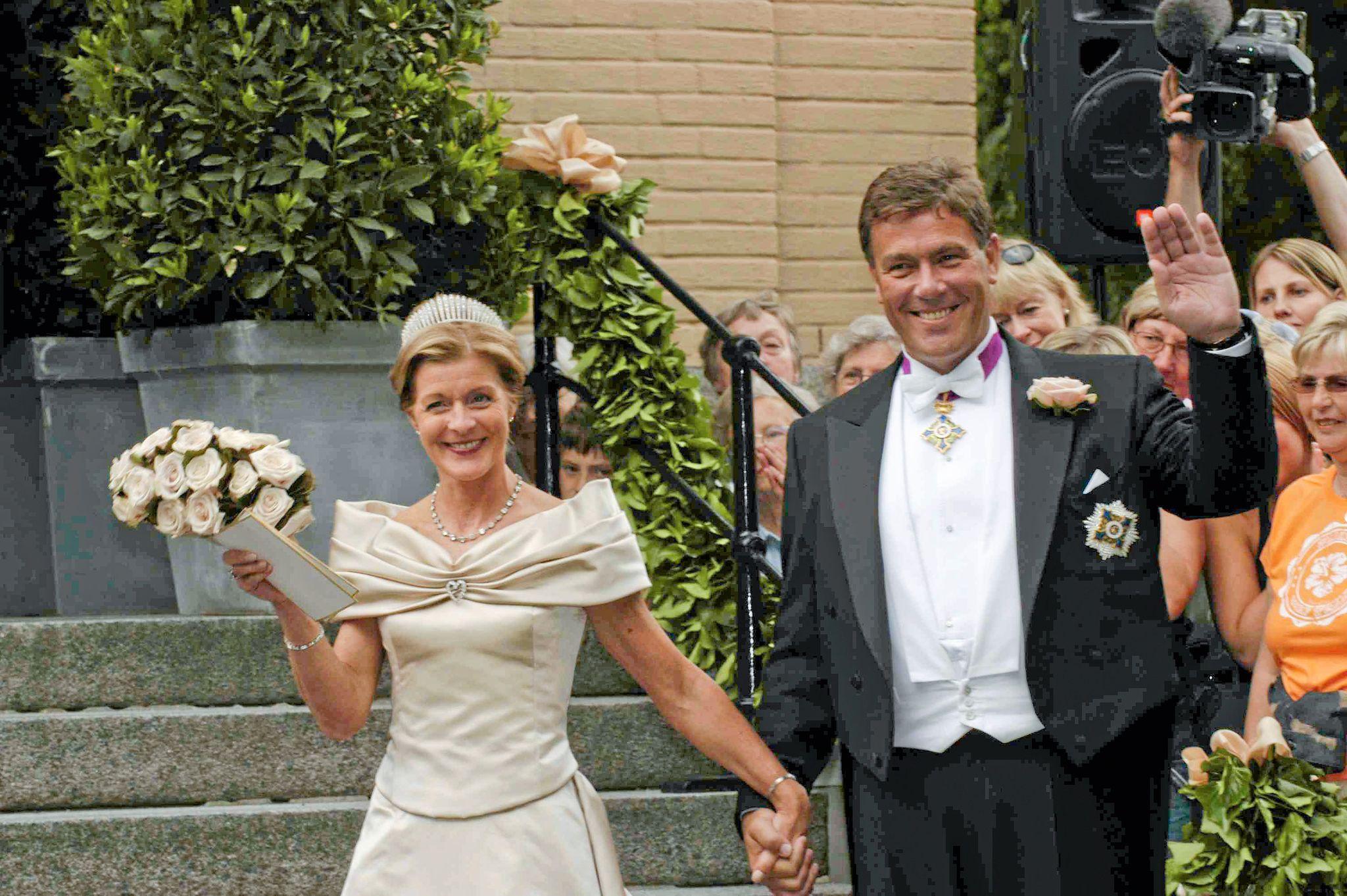 Stein Erik Hagen Og Mille Marie Treschow