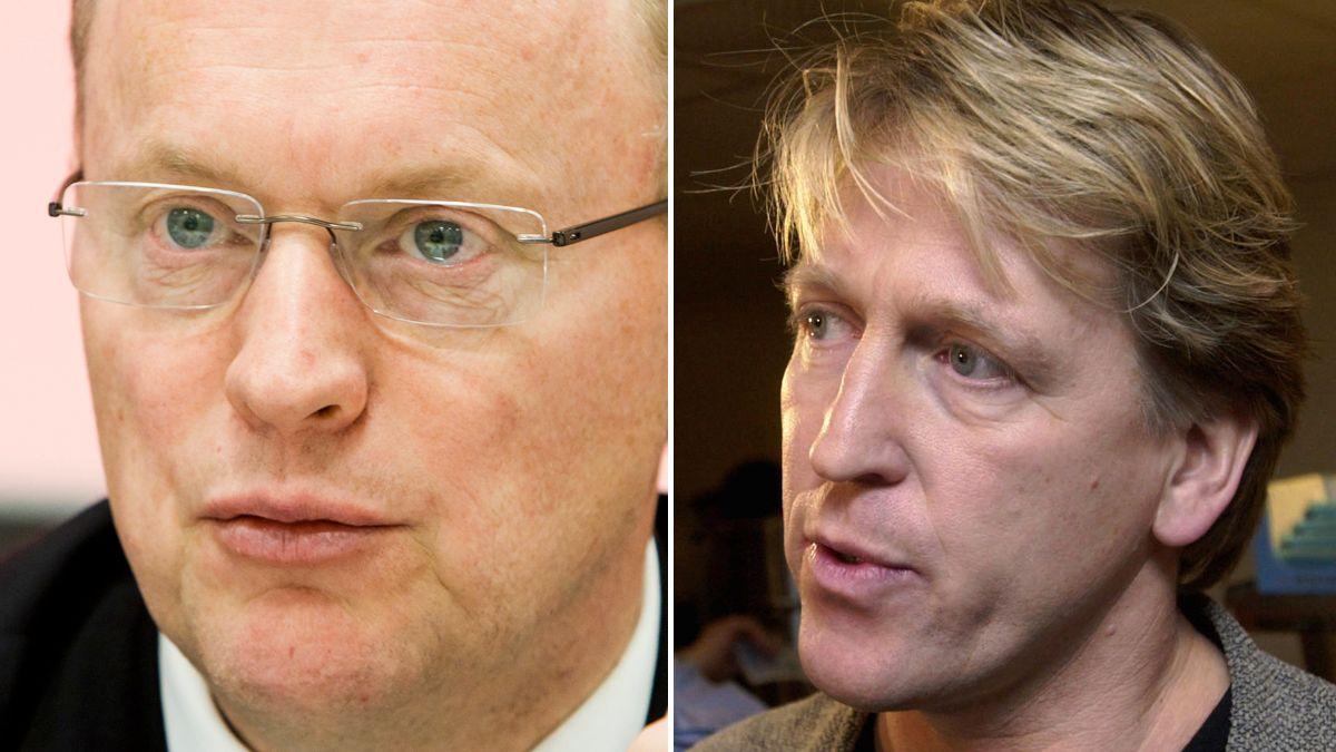 - Raymond Johansen foreslo Thune